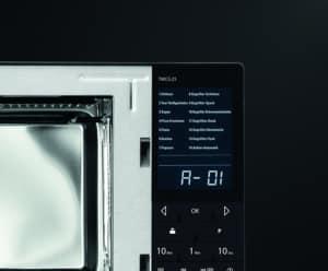 CASO TMCG25 menu touch Design Mikrowelle