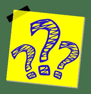 Fragezeichen Mikrowelle von Aldi