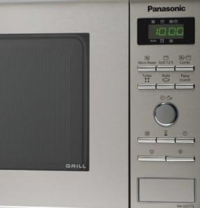 Panasonic Mikrowelle NN-GD371SEPG