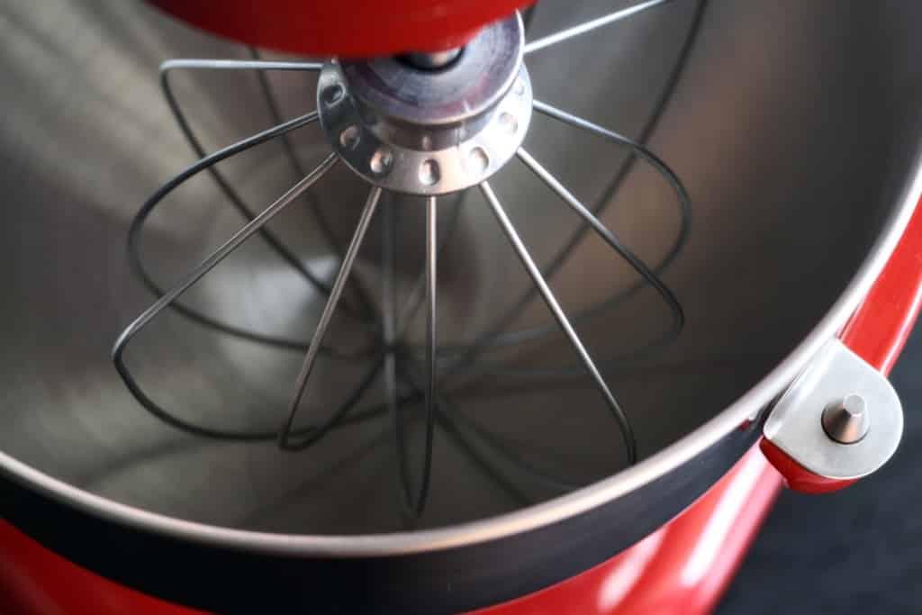 Rührwerk einer Küchenmaschine